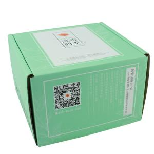 Wholesale handmade boxes: handmade Corrugated Paper Box for Packing