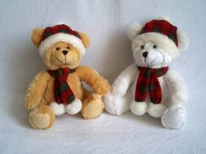 Wholesale plush bear: Snow White Plush Teddy Bears Soft Teddy Bears