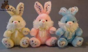 Wholesale soft plush: Plush Soft Bunny for Easter