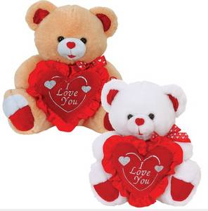 Wholesale cotton pet toy: Valentines Day Gifts Plush Toys
