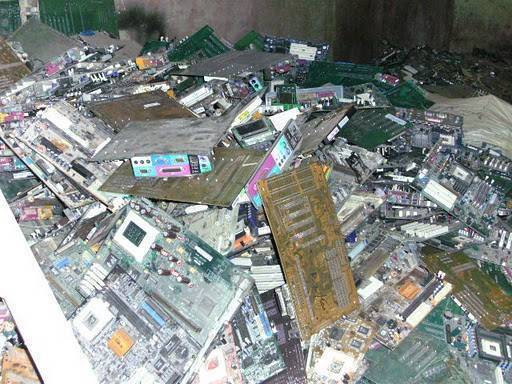 Sell Computer Motherboard Scrap From Ghana