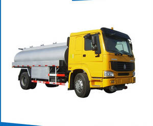 Wholesale truck air horn: HOWO 10000 Liters Water Tank Truck