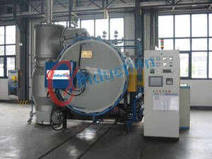 Wholesale heat treatment furnace: High Temperature Intermediate Frequency Graphitizing Furnace for Materials Heat Treatment