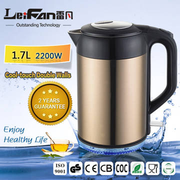 stainless steel watch: Sell double stainless steel electric kettle