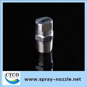 Wholesale water nozzle: CYCO New Condition Metal Vee Jet Industrial Flat Fan Water Spray Nozzle