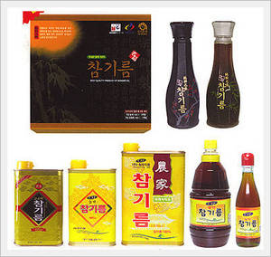 Wholesale ltd.: Nong-Ga Sesame Oil
