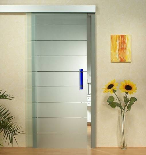 Sell forested / acid- etched glass 4mm -12mm