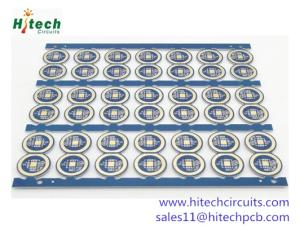 Wholesale Double-Sided PCB: Two Layers Aluminium Based PCB