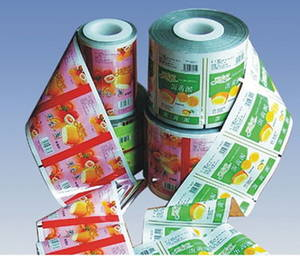 Wholesale cream: Ice Cream Packaging Film, Packaging Film On Roll