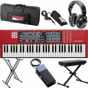 Wholesale piano: PROMO SALES for Nord USA Nord 3 Compact 73-Key Digital Stage Piano with Semi-Weighted Keybed