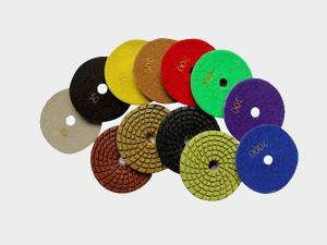 Wholesale white sponge: Specifications, Selection and Use of Diamond Polishing Pads