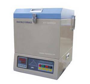 Wholesale electric muffle furnace: 1200.C Vertical Crucible Muffle Chamber Furnace Factory