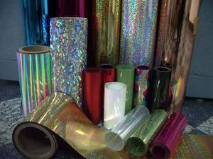 Wholesale Sequins: Spangle Film