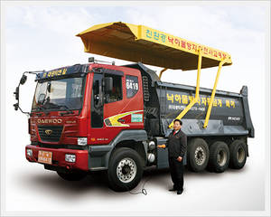 Wholesale Packaging Machinery: Automatic Cover for Dump Truck (Encapsulated Type)