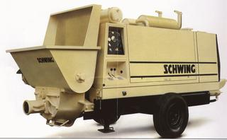 SCHWING Portable Concrete Pump BP-3000HDD20(id:3206875) Product