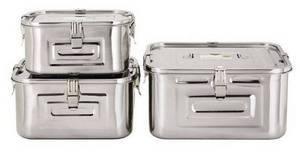 Wholesale stainless steel: Stainless Steel Storage Box