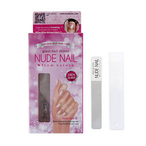 Wholesale sanding room: Glass Nail Shiner, Nail Care Product