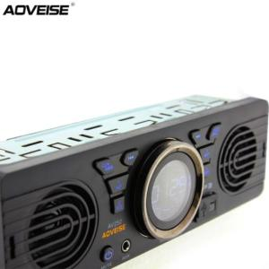 Wholesale usb speaker: Factory Auto/Car Radio/Audio System/MP3 Player/Music Speaker/BT/USB/SD/Aux with Circle Display