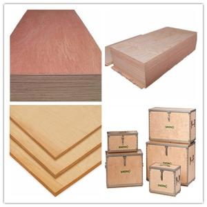 Wholesale Formwork: Packing Plywood