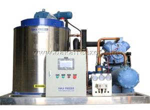 Wholesale Refrigeration Equipment: Flake Ice Machine 5T/24h