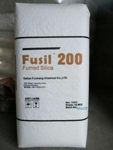 Wholesale rtv silicone sealant: Fumed Silica 200 Price FUSIL-200