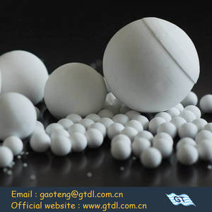Wholesale al2o3 ball: Alumina Wear Resistant Ball/ High Al2O3 Ceramic Filler Ball / Inert High Alumina Ball for Ball Mill