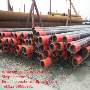 Wholesale din 2448 steel pipe: Seamless Steel Pipe Casing Pipe and Tubings for Oil Field