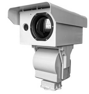 Wholesale aluminum dc motor housing: Bi-Spectrum Security Surveillance Long Range Thermal PTZ Imaging Camera