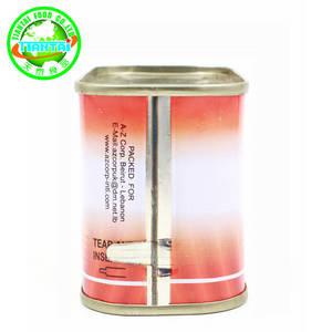 Wholesale canned meat: 2017 Hot Sale Canned Beef Luncheon Meat