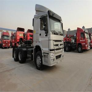 Wholesale tractor truck: Sinotruk HOWO 2018 Year New Heavy Duty 10 Wheeler Trailer Head 6x4 420hp Howo Tractor Truck