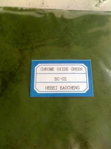 Wholesale glazing powder: Chrome Oxide Green Ceramic Grade