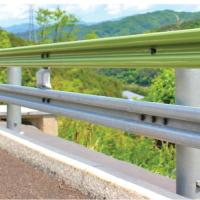 Open Type Guardrail