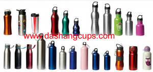 Wholesale Bottles: Sport Bottle, Mug, Vacuum Flask, Thermos, Hip Flask