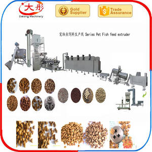 Wholesale dog food making equipment: Hot Selling Dog Food Pellet Making Production Equipment