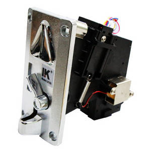 Wholesale diverter: LK100 Coin Acceptor for Vending Machine,Self-service Machine