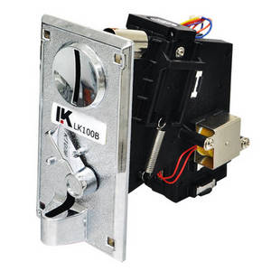 Wholesale multi coin acceptor: LK100B Lucky 7 Video Slot Game Coin Acceptor