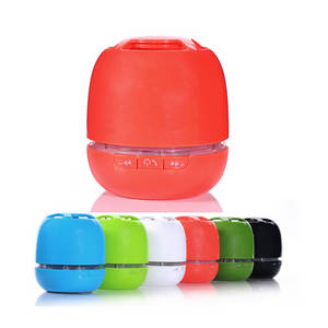 Wholesale bluetooth handsfree: Hot Sell Facory Price MINI Bluetooth Speaker T6 with Handsfree and TF Card Slot
