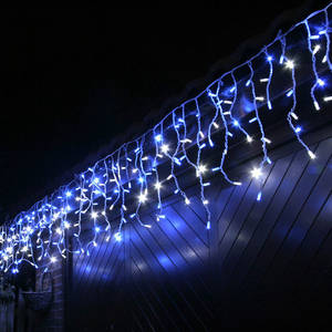 Wholesale neon bulb: LED Icicle Light