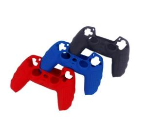 Wholesale anti slip: Anti-slip Case for Sony Play Station 5 Protective Silicone Case PS5 Skin Cover Silicone Covers