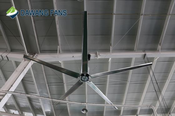 Sell 12ft 16ft 20ft 24ft industrial solid large cooling bldc ceiling fan