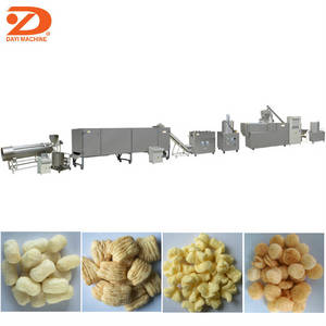 Wholesale snack machine: Corn Puff Snacks Machine Process Line