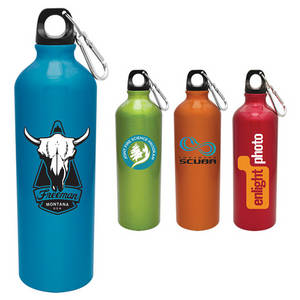 Wholesale aluminum bottle: Aluminum Water Bottle