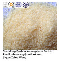 Edible Gelatin for Yogurt, Jelly Candy, Bakery Products