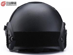 Wholesale ballistic helmet: China Cheap Price Hot Sale Bulletproof Helmet of NIJ III A Manufacture