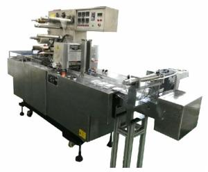 Wholesale box cellophane: Fully Automatic High Performance Industry High Speed Poker Packing Machine