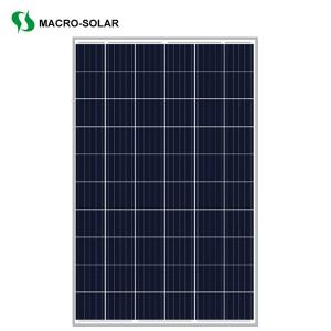 Wholesale solar cell panel: Hot Sale 270w Polycrystalline Pv Solar Cell Panel