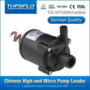 Wholesale hot water pressure w: High Temperature 12v 24v Closed-type Impeller Micro Electric DC Brushless Water Pump