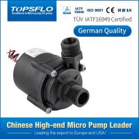 TOPSFLO High Quality TL-C01 12v 24v Brushless DC Micro Mini Water Pump 3