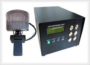 Wholesale semi-permanent: LED Edge Exposure Unit
