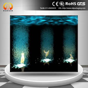 Wholesale screen film: holographic screen film musion projection